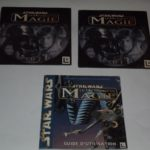 PC / CD-ROM / STAR WARS LE MYTHE ET SA MAGIE  - Occasion StarWars