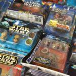 Figurine StarWars : Star Wars Micro Machine & Action Fleet Figurine & Navires Ensembles - Tous Cardé