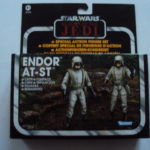 StarWars figurine : STAR WARS THE VINTAGE COLLECTION - ENDOR AT-ST CREW  2012 HASBRO NEUF