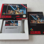 Super Star Wars Return of the Jedi SNES Spiel - jeu StarWars