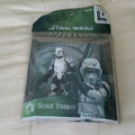 StarWars collection : Star Wars Battlefront Sout Trooper Figurine Action Figure in box