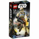 LEGO STAR WARS - 75523 - Jeu De Construction - jeu StarWars