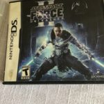 Star Wars: The Force Unleashed 2 pour DS l - pas cher StarWars
