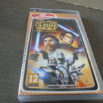 pour psp Star Wars : Clone Wars - les Héros - jeu StarWars