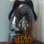 StarWars collection : Star Wars figurine exclusive Clone Trooper