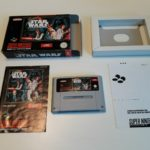 SUPER STAR WARS Super Nintendo OVP !!!!!! - Occasion StarWars