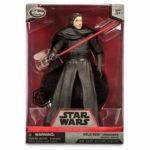 StarWars collection : Star Wars Elite Series Series - Unmasked Kylo Ren 6 Inch Disney METAL