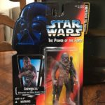 StarWars collection : Star Wars Power of the Force Figurines - Chewbacca - NIB