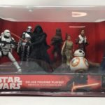 Figurine StarWars : Authentic Disney Store Star Wars The Force Awakens Deluxe Figurine Playset