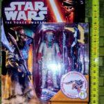 Figurine StarWars : Star Wars : Le réveil de la force (Ep: 7) - Constable Zuvio - Hasbro - 2016