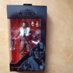 Figurine StarWars : Figurine star wars black serie Poe Dameron