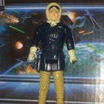 Figurine StarWars : Figurine Vintage STAR WARS 06 HAN SOLO SUR HOTH 1981 Vintage