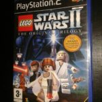 * Sony Playstation 2 Game * LEGO STAR WARS II - jeu StarWars