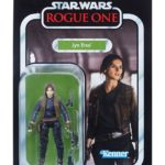 StarWars collection : Star Wars Black Series Vintage 2018 figure Jyn Erso (Rogue One)