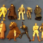 StarWars collection : 10 Star Wars Figurines Lot #3 en Vrac Star Wars Moderne Kp