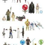 StarWars figurine : Star Wars Figurine 10 cm 2Pack : Darth Vader, Han Solo, Yoda et Autres