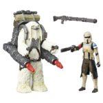 Figurine StarWars : Disney Star Wars Rogue un'Scarif Stormtrooper & Moroff' Action Figurine Toy Gift