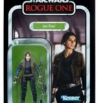 StarWars collection : Star Wars The Vintage Collection Jyn Erso Figurine Hasbro