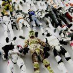 StarWars collection : Star Wars Soldat Clone & Stormtrooper Sélection B - Nombreux Choix De