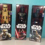 Figurine StarWars : lot figurines star wars neuves