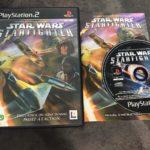 PS2 : star wars starfighter - Occasion StarWars