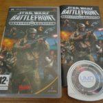 SONY PSP GAME STAR WARS BATTLEFRONT RENEGADE - pas cher StarWars