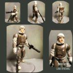 "Figurine StarWars : Star Wars Classique POTF2 Dengar Bounty Hunter 3.75 "" Figurine"