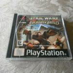 ps1 star wars episode 1 jedi power battles - Avis StarWars