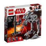 Lego Star Wars 75201 AT-ST du Premier Ordre - - Avis StarWars