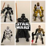 "StarWars collection : Hasbro Star Wars Hero Mashers 5"" lot figurines a choisir / to choose"