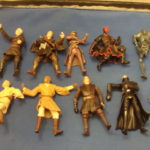 StarWars figurine : 10 Star Wars Figurines Lot #2 en Vrac Star Wars Moderne Kp