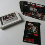 Super Nintendo SNES Game Super Star Wars - Bonne affaire StarWars