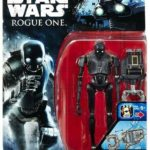 StarWars figurine : Star Wars Rogue One K-2SO Figurine Hasbro