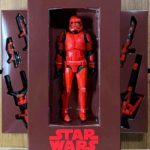 "StarWars figurine : Hasbro Star Wars The Black Series 6"" inch Sith Trooper Action Figure 2019 SDCC"