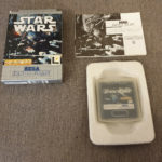 Sega Game Gear Game Star Wars Boxed with - Avis StarWars