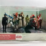 Figurine StarWars : Disney Star Wars  The Last Jedi Deluxe Figurines Play Set