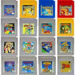 Gameboy Spiele auch für GB Color & GBA - jeu StarWars