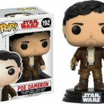 StarWars collection : Funko Pop Star Wars le Dernier Jedi Poe Dameron Vinyle Action Figurine