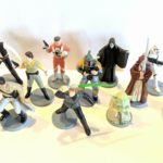 StarWars figurine : CHOOSE 1: 1995/1996/1997 Star Wars PVC Figurines * Applause * Combine Shipping!