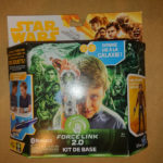StarWars collection : STAR WARS FIGURINE (HASBRO) KIT DE BASE FORCE LINK 2.0 : BRACELET + HAN SOLO