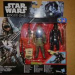 StarWars figurine : STAR WARS FIGURINE (HASBRO) REBEL COMMANDO PAO VS IMPERIAL DEATH TROOPER