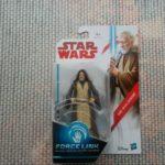 StarWars collection : Obi Wan Kenobi / Star Wars Hasbro Blister Action Figure Force Link*