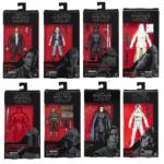 StarWars collection : Star Wars Série Noire - Figurines - Hasbro - Tout Nouveau - Scellé
