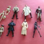 StarWars figurine : STAR WARS LOT DE FIGURINES - LOT N°03
