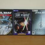STAR WARS PC GAMES BUNDLE Jedi Knight Dark - jeu StarWars