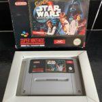 Super Nintendo SNES Star Wars Boxed PAL GWO - Avis StarWars