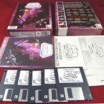 PC DOS: Star Wars - X-Wing: Space Combat - jeu StarWars