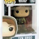 Figurine StarWars : Funko Pop! Star Wars Jyn Erso à Capuche Vinyle Figurine Jouet