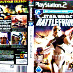 PS2 3 Star Wars Games, Boundle: Battlefront + - Occasion StarWars