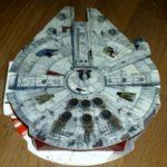 StarWars figurine : Vaisseau + figurines micropopz Collection star wars leclerc